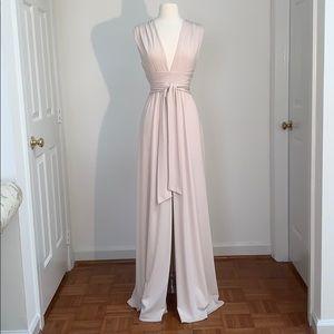 Stunning Halston Heritage Goddess Gown M